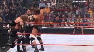 John Cena vs Triple H vs Edge