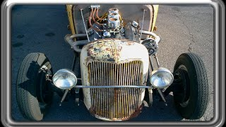 getlinkyoutube.com-Viva Las Vegas Rockabilly Weekend Car Show (2014) part 1