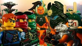 LEGO NINJAGO THE MOVIE PART 23 - SKYBOUND - THE CONQUEST OF NADAKHAN