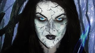 getlinkyoutube.com-The Grand High Witch Muriel - Hansel and Gretel Witch Hunters - Makeup Tutorial!