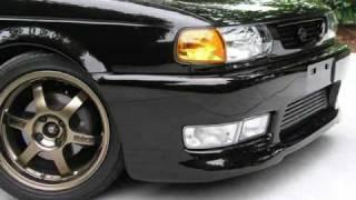 getlinkyoutube.com-Nissan Se-R / V16 / Tsuru / B13 / Sunny