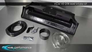 getlinkyoutube.com-VE OTR intake fitment - VCM Performance