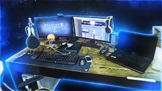 getlinkyoutube.com-My Brand New 2015 Gaming Setup & Room Tour!