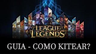 getlinkyoutube.com-[GUIA/CONSEJOS] | Como kitear siendo ADC - League of Legends