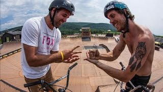 getlinkyoutube.com-Team Ross vs Team Childs - Game of BIKE - Woodward PA