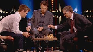 getlinkyoutube.com-How Magnus Carlsen checkmated Bill Gates in 9 moves
