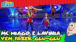 """getlinkyoutube.com-Mc Hiago e Lavínia - """"Vem Fazer Glu-Glu"""""""
