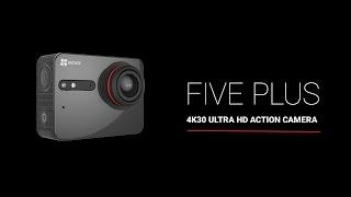 getlinkyoutube.com-Introducing EZVIZ FIVE PLUS 4K 30FPS Action Camera