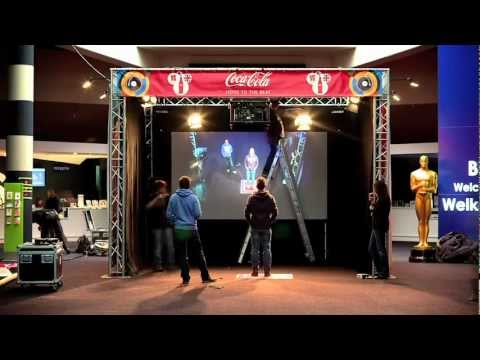 Coca-Cola Augmented Reality 2012