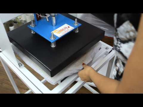 Compacta Print - Como estampar capinha de Iphone