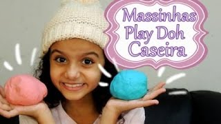 getlinkyoutube.com-Como fazer massinhas Play Doh em casa - passo a passo - Isabela Vaidosa