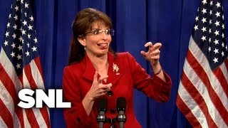 Governor Palin Cold Open - Saturday Night Live
