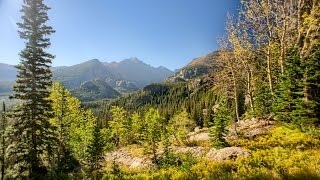getlinkyoutube.com-Rocky Mountain National Park (Colorado) Backpacking - Grand Lake CDT Loop - September 2016