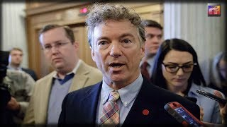 BOOM! Rand Paul Just Went Off On An Epic Rant Against The ONE Thing He HATES The Most in DC