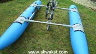 Akwakat waterbike walk around