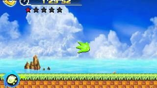 getlinkyoutube.com-(OLD)Sonic Fan Game Addons & Color Testing