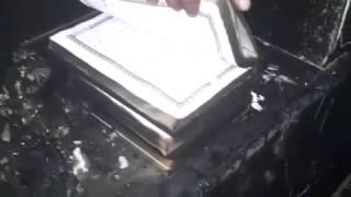 getlinkyoutube.com-Коран не сгорел. Знамение Аллаха