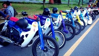 getlinkyoutube.com-BALIKPAPAN STREET CUB - RIDE MELAWAI