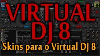 getlinkyoutube.com-Como Baixar e Instalar + 60 Skins para o Virtual DJ 8 Grátis