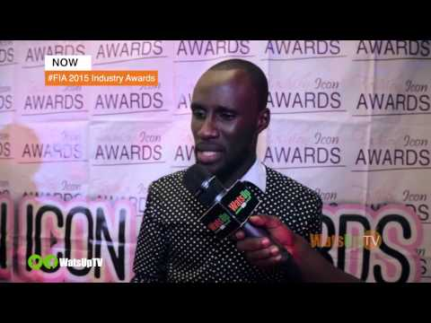 Fashion Icon 2015 Industry Awards Night - WatsUp TV