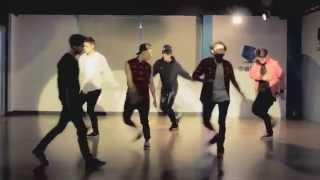 getlinkyoutube.com-BEAST '12:30' mirrored Dance Practice