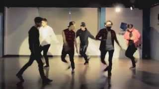 BEAST '12:30' mirrored Dance Practice
