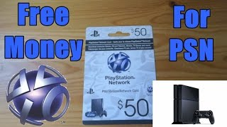 getlinkyoutube.com-Do You Want Free Money For Your PSN Account