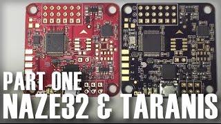 getlinkyoutube.com-Naze32 Taranis Setup - FrSky D4R II CPPM & Telemetry Part 1