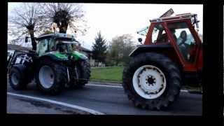 getlinkyoutube.com-Deutz k610 vs Fiat 180/90 Ringraziamento san protaso 2012