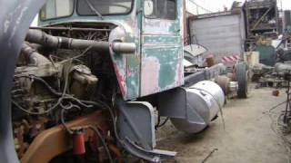 getlinkyoutube.com-project 1961 kenworth rat rod part 2