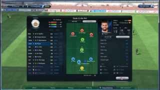 getlinkyoutube.com-Fifa Online 3 : Đội hình + chiến thuật giả lập xếp hạng lên sao vàng