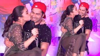 Alia Bhatt & Varun Dhawan's Most ROMANTIC CUTE Moments At Badrinath Ki Dulhaniya Promotions