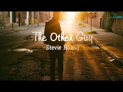 The Other Guy - Stevie Hoang [Video Lyrics / Kara / Vietsub]
