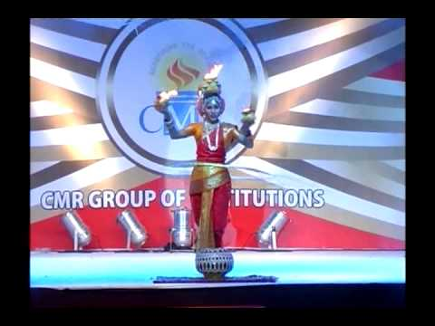 CMRCET Annual day 2012