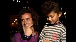 getlinkyoutube.com-Little Bruno, 4 year old Bruno Mars with Pauly Shore.