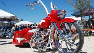 Best and Baddest Bagger Motorcycles in the USA