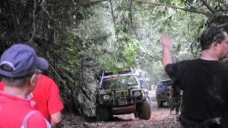 getlinkyoutube.com-4x4 Wheel Drive - Kedah, Baling National Forest Part 1/3