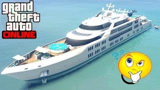 getlinkyoutube.com-GTA Online is the 10 million yacht worth it?
