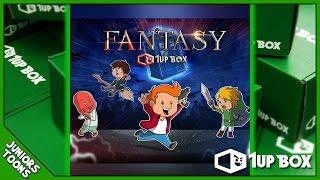 "getlinkyoutube.com-1UP BOX NOVEMBER 2016 ""FANTASY"" UNBOXING"