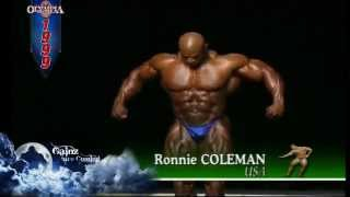 Ronnie Coleman- 1999 Mr. Olympia Pre-Judging