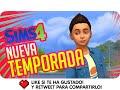 NUEVA TEMPORADA: EL ORIGEN! | Los Sims 4 con Luh