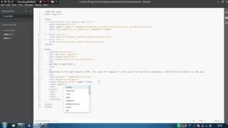 Latihan web html menggunakan bootstrap 4 (M Jupri Amin)