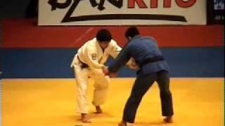 getlinkyoutube.com-Yordanis Arencibia(CUB) - Masato Uchishiba(JPN) OTTO world cup 2006
