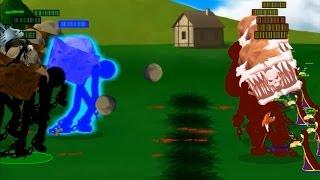 getlinkyoutube.com-Stick Empires Deathmatch - Battle of the Giants - PersianEmpire vs Yupik1