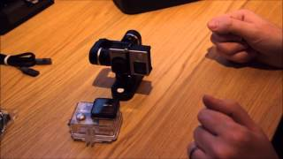 getlinkyoutube.com-Feiyu Tech FY WG Wearable Gimbal For GoPro 3/3+/4 Camera - Initial  Review (Part 1 of 3)