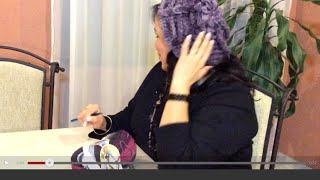 getlinkyoutube.com-Boina estrella - Tejido en crochet - Tejiendo con Laura Cepeda