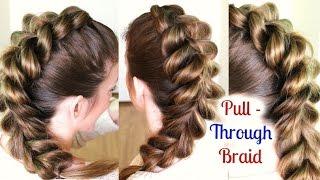 getlinkyoutube.com-Cute and Easy Ponytail Hairstyle For School | School Hairstyles | Braidsandstyles12