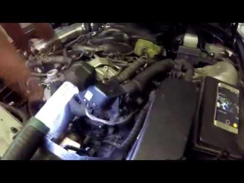Замена Генератора на Lexus IS 250