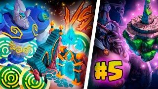 getlinkyoutube.com-Completo Mazmorra Por Monedas Y Laberinto Zodiacal #5 - Monster Legends