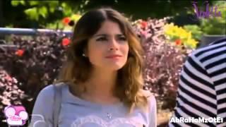 getlinkyoutube.com-Leon und Violetta streiten sich und Vilu fällt die Treppe hinunter (Deutsche Untertitel) Folge 32
